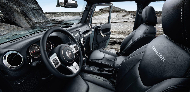 2014 Jeep Wrangler Rubicon Interior Billingsblessingbags Org