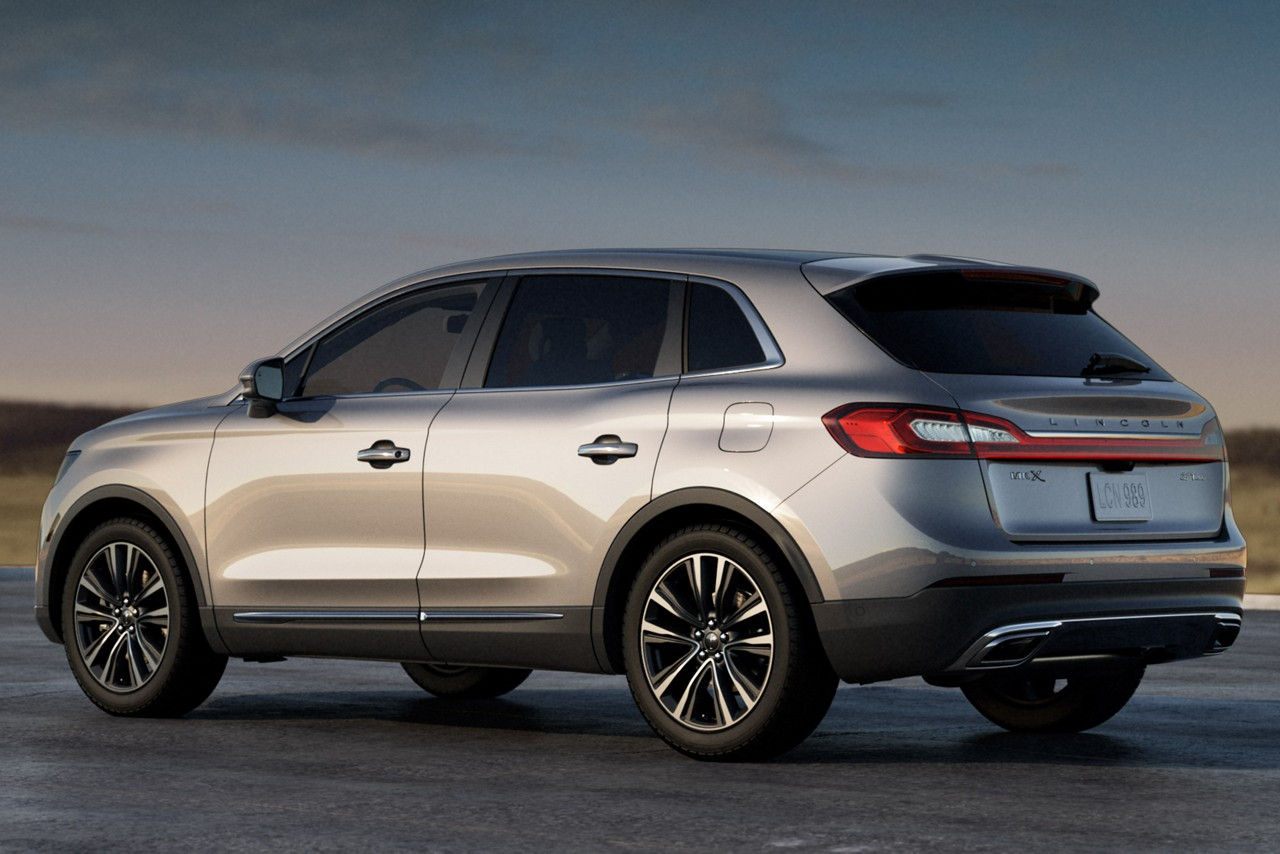2017 Lincoln Mkx Select Motavera Com