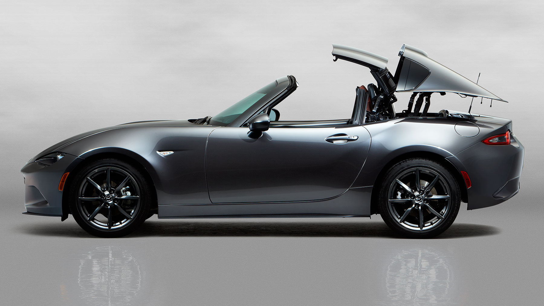 2017 Mazda MX-5 Miata Hard Top Exterior