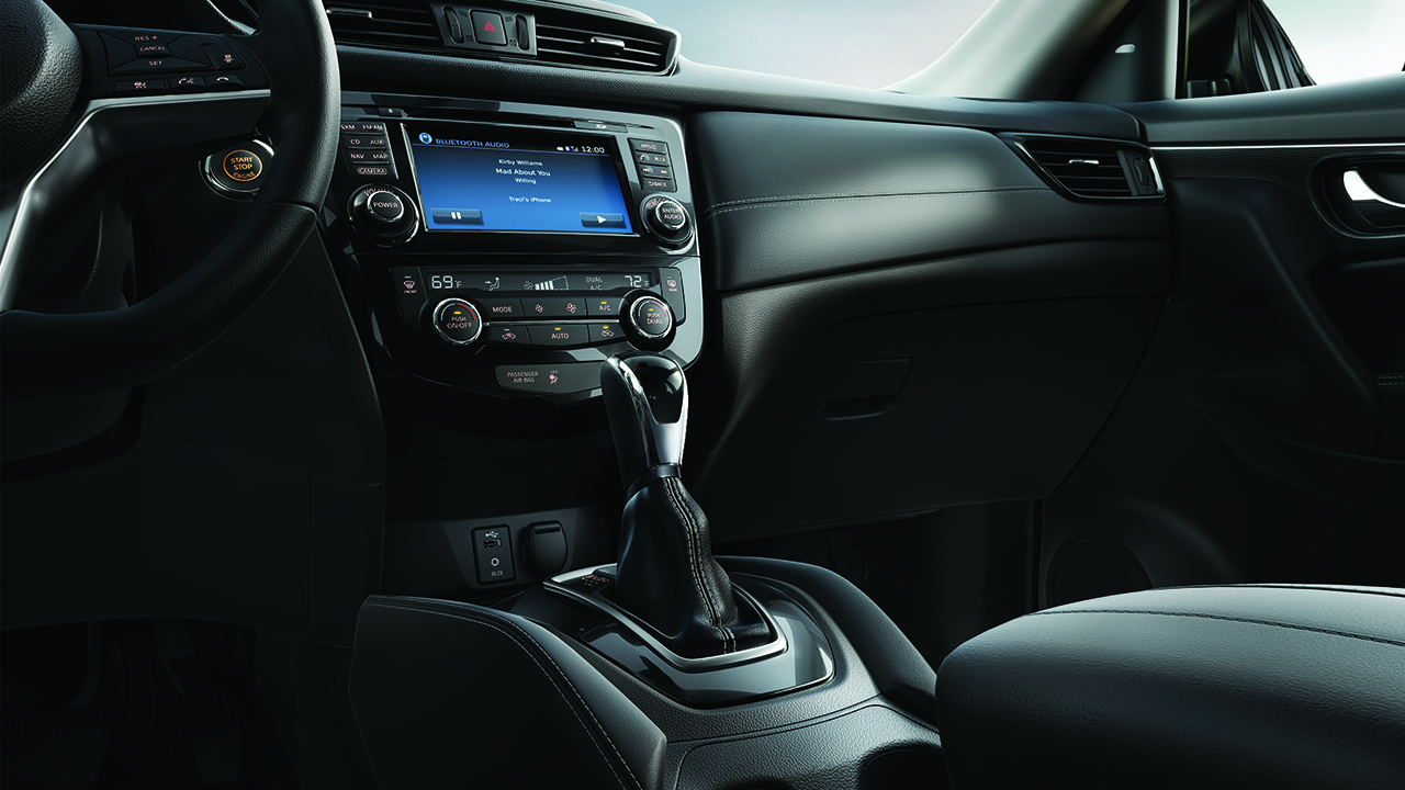 Rogue Nissan Interior The Image Kid Has It
