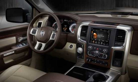 2017 Dodge RAM 1500 Tradesman Interior