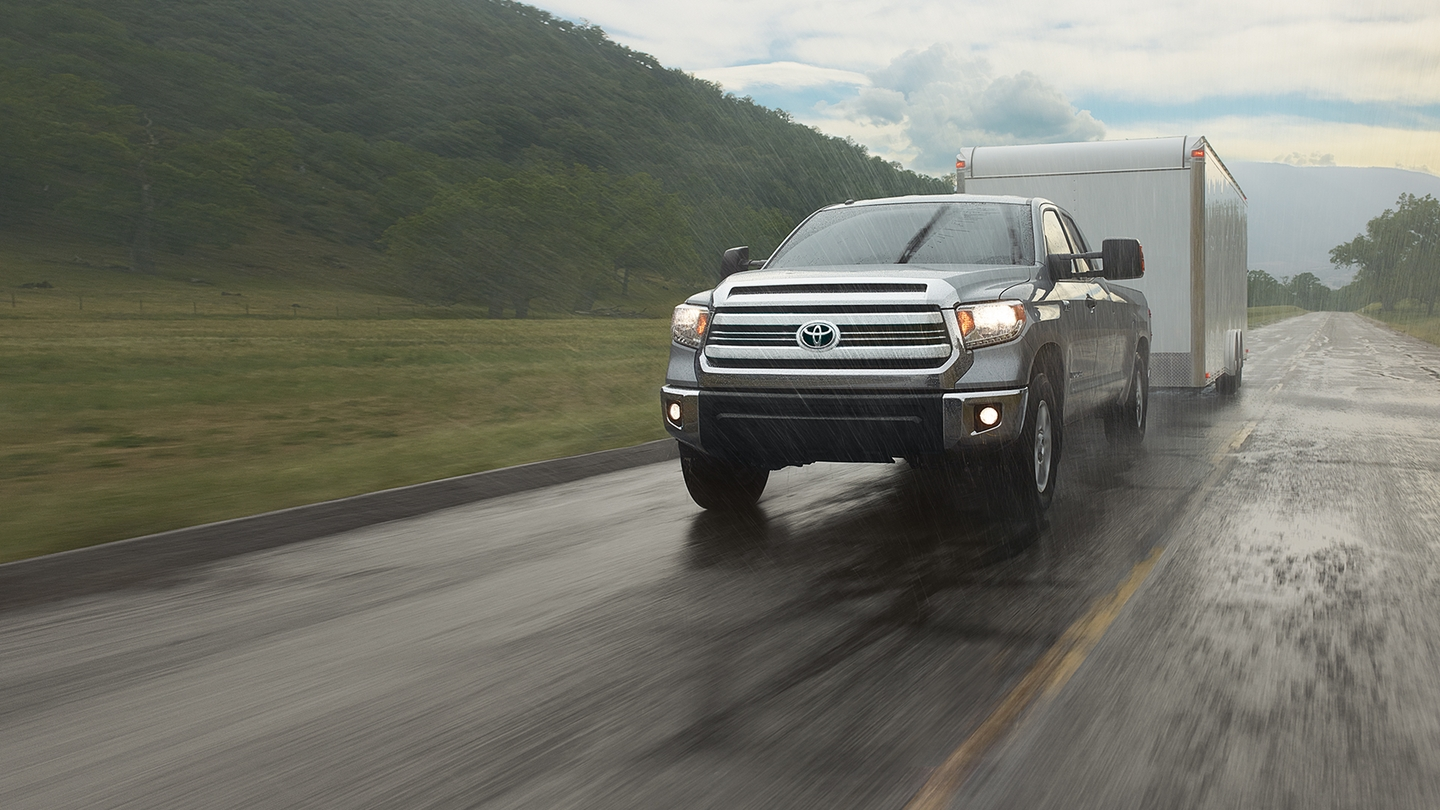 2017 Toyota Tundra Exterior Front Towing