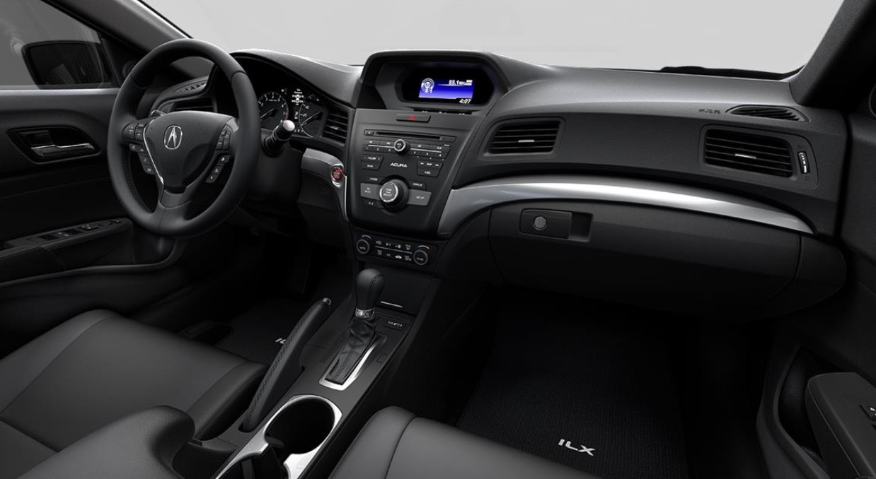 Picture of 2018 Acura ILX with AcuraWatch Plus Interior Black Leather