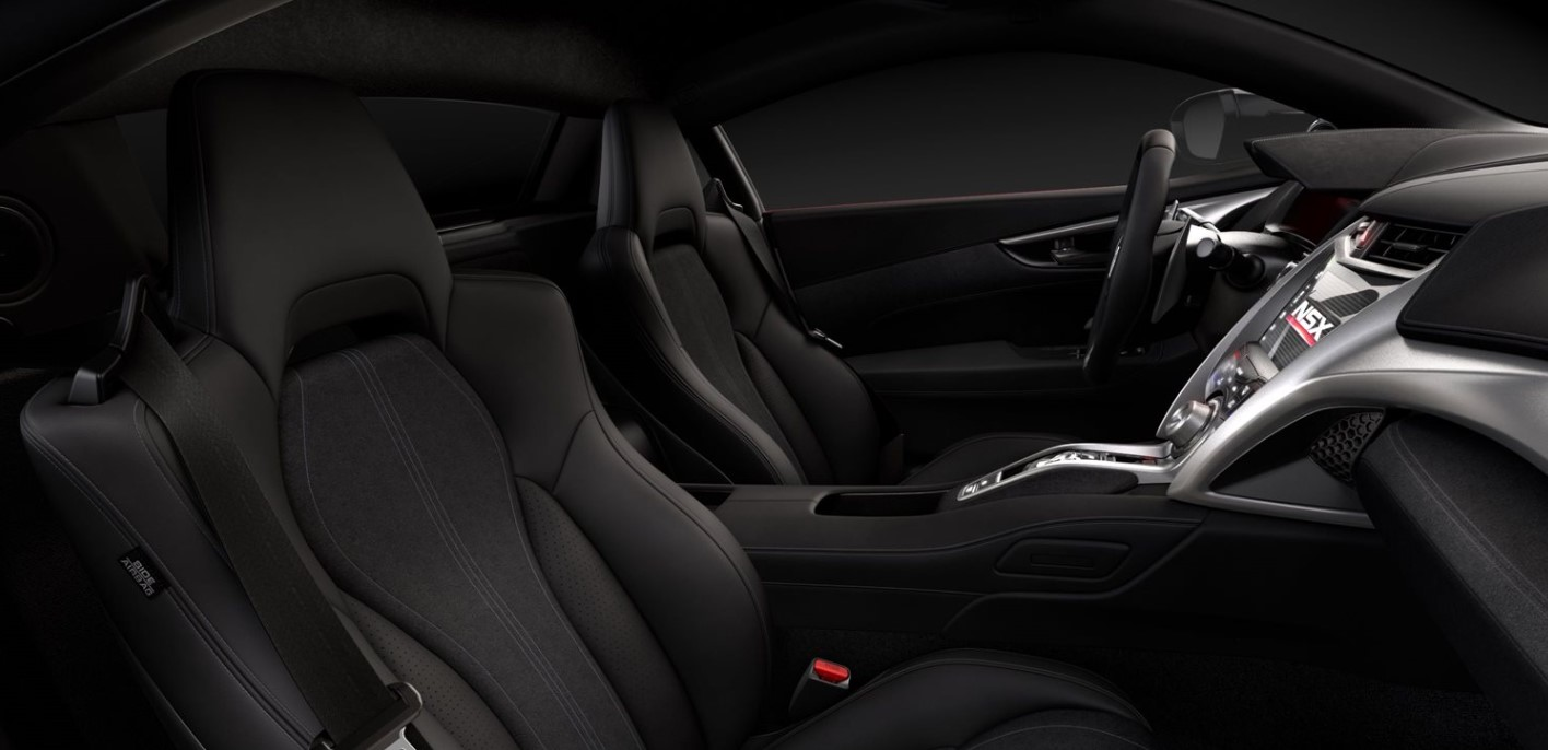 Picture of Black 2018 Acura NSX Interior