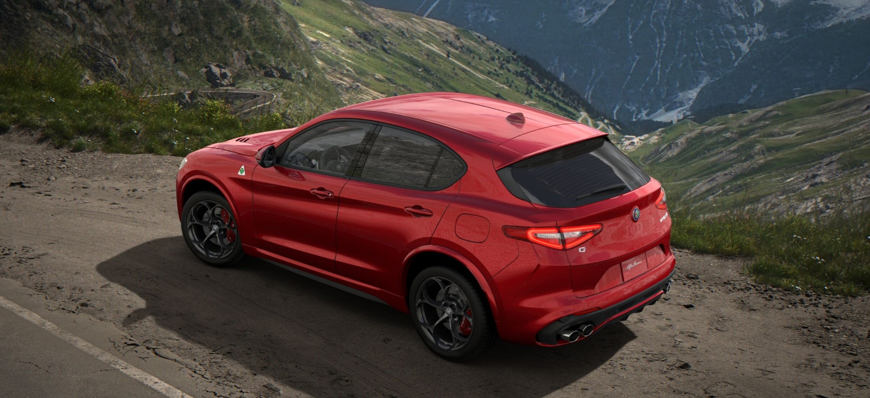 2018 Alfa Romeo Stelvio Quadrifoglio Awd Alfa Romeo Of Ontario