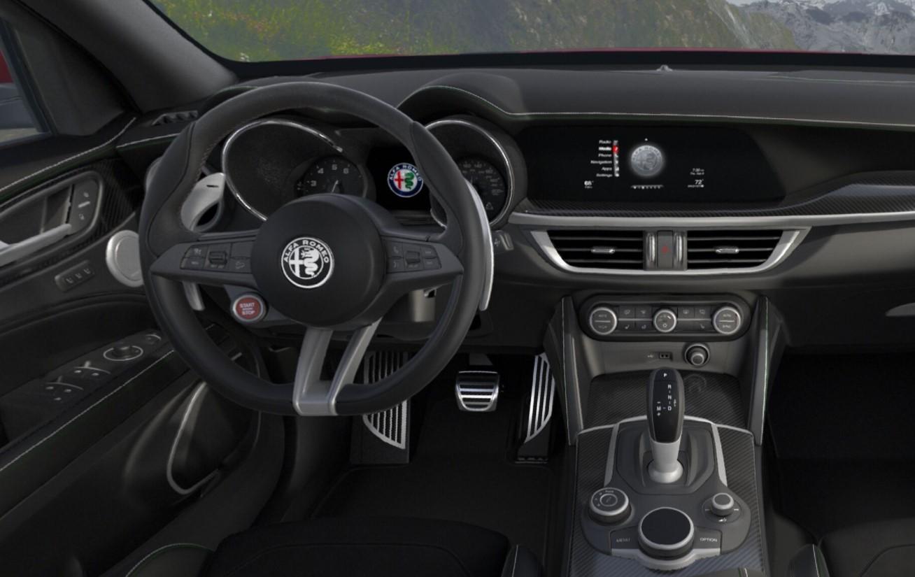 Compare 2018 Alfa Romeo Stelvio Quadrifoglio Vs 2018 Porsche Macan