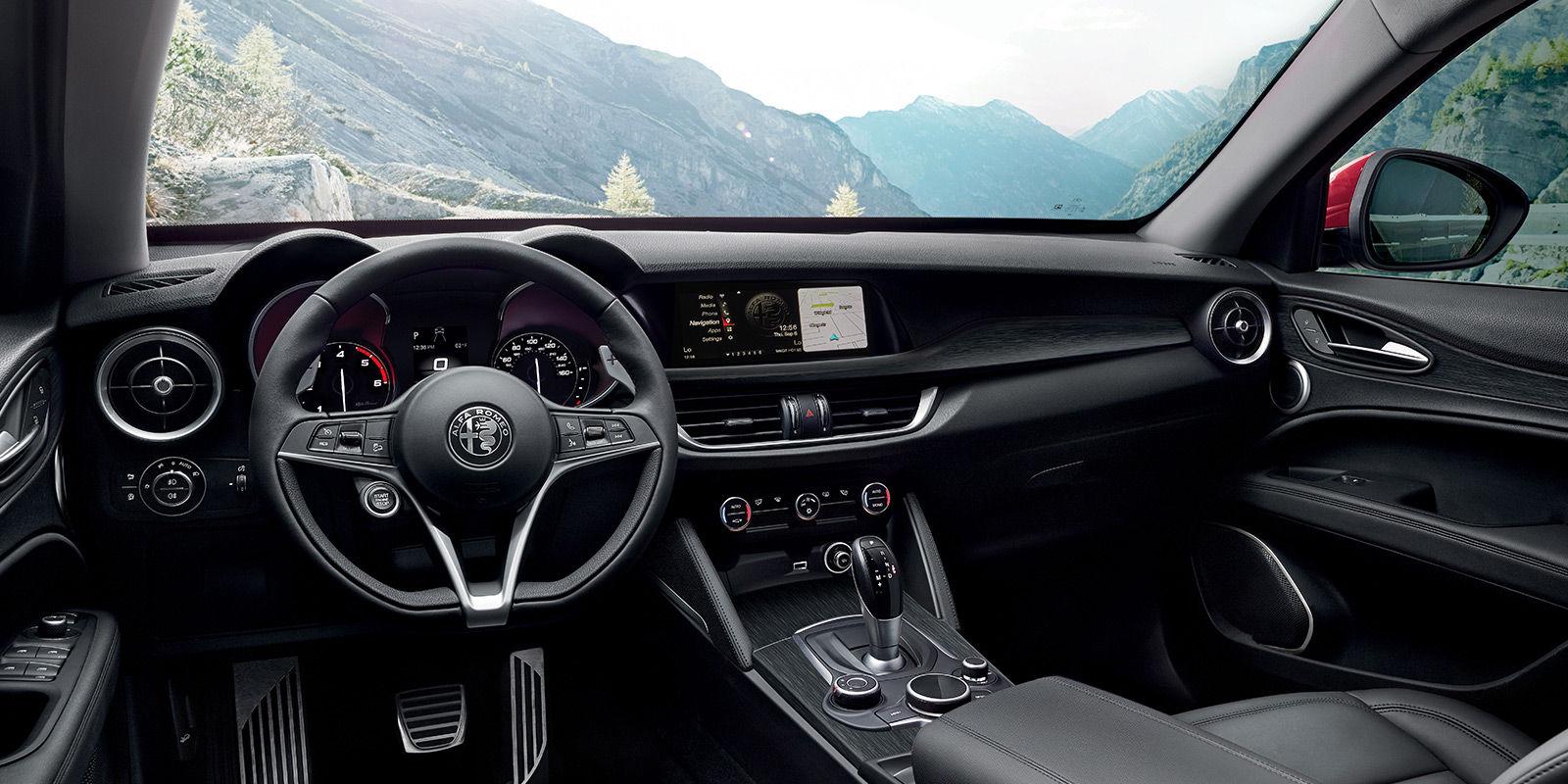 2018 Alfa Romeo Stelvio Sport Awd Alfa Romeo Of Santa Monica