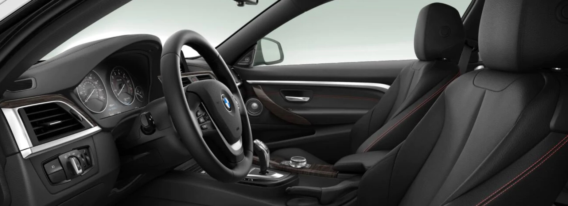 2018 BMW 440i Black Interior