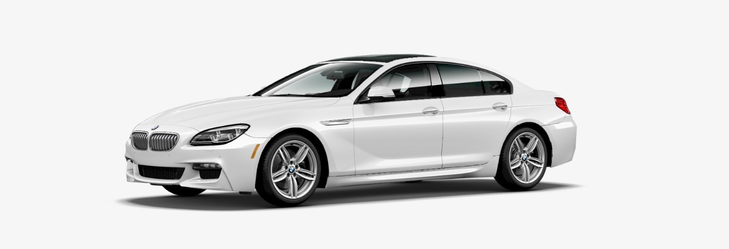 2018 BMW 650i FrontWhite Exterior Picture