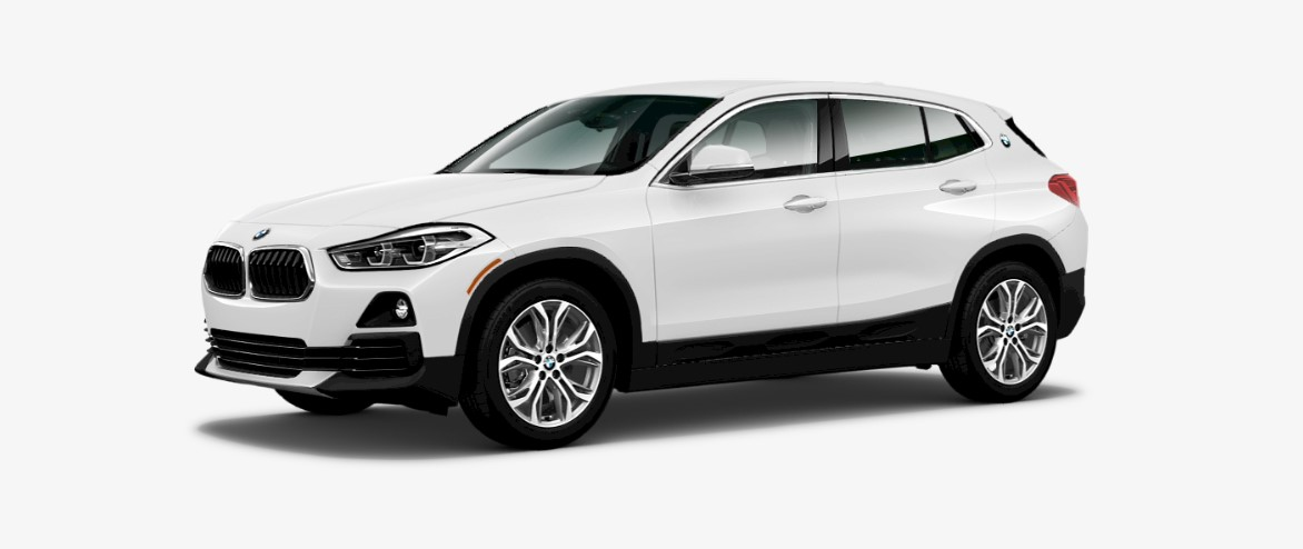 2018 BMW X2 sDrive28i Front White Exterior