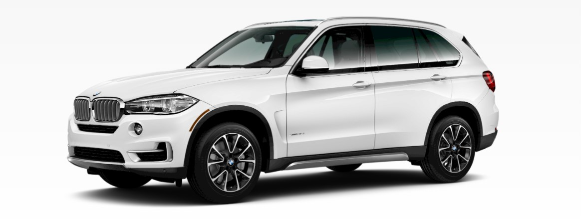 2018 BMW X5 XDrive 35i Alpine White Front Exterior 15 Dec 2017 0956