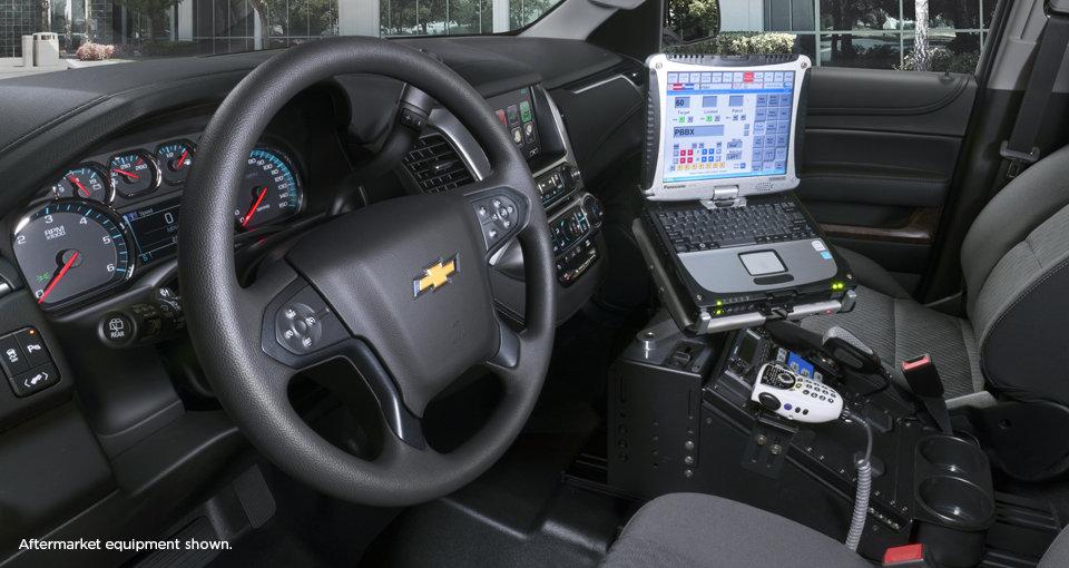 2018 Chevrolet Tahoe Police John Jones Police Pursuit