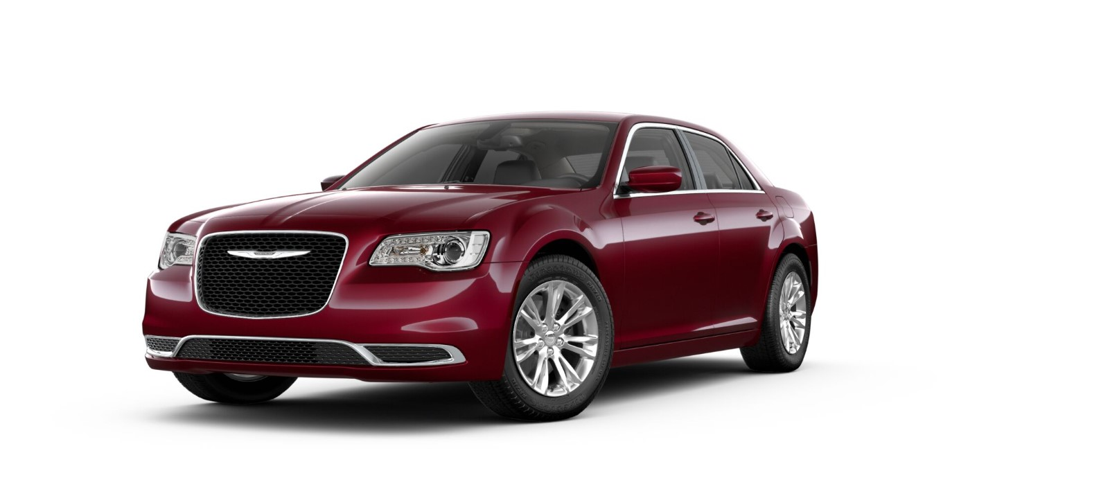 2018 Chrysler 300 Touring L Front Red Exterior