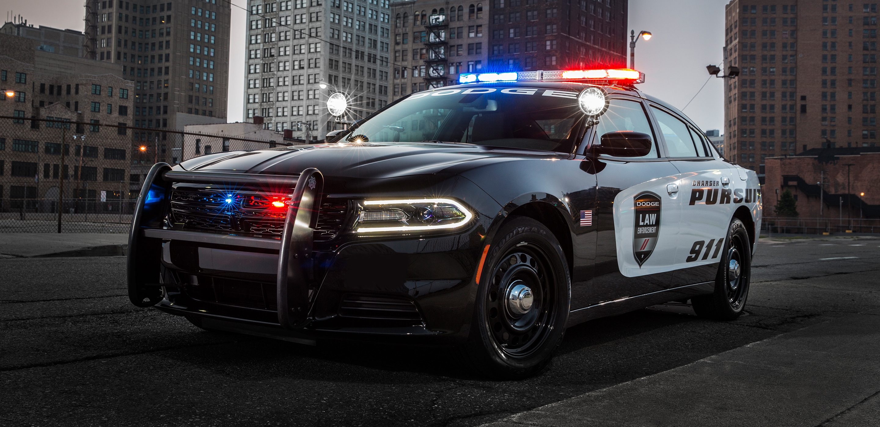 2018 Dodge Charger Police Pursuit John Jones Police Pursuit