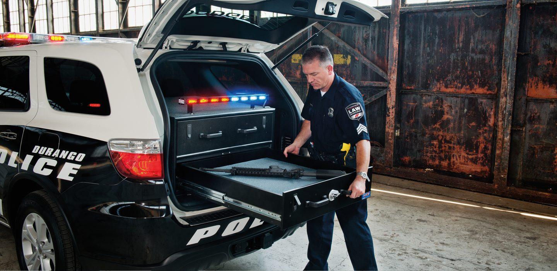 2018 Dodge Durango Special Service Interior