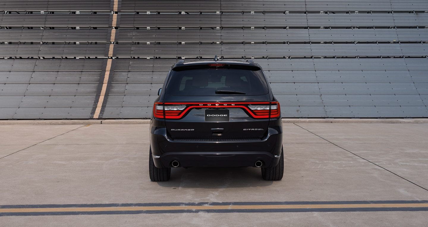 2018 Dodge Durango Rear Exterior