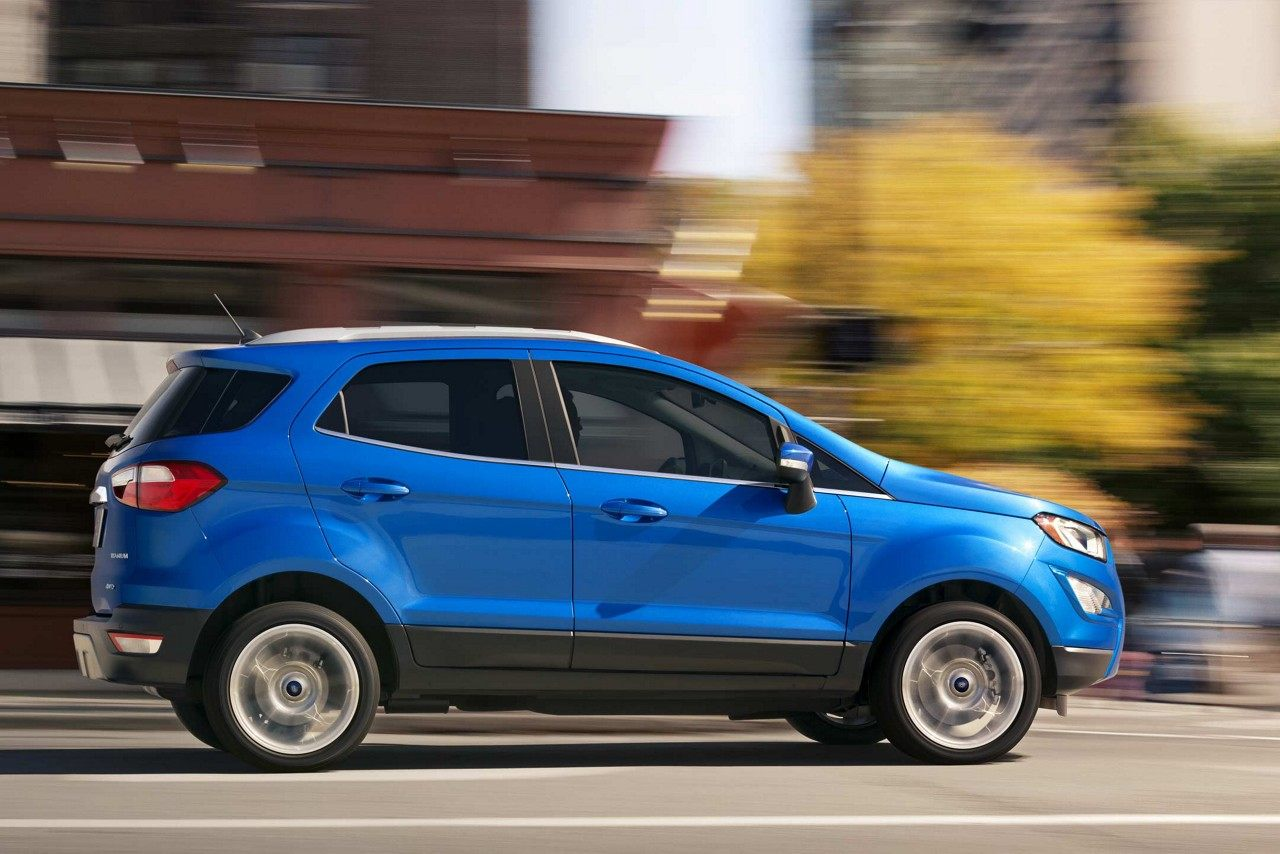 2019 Ford EcoSport  photo