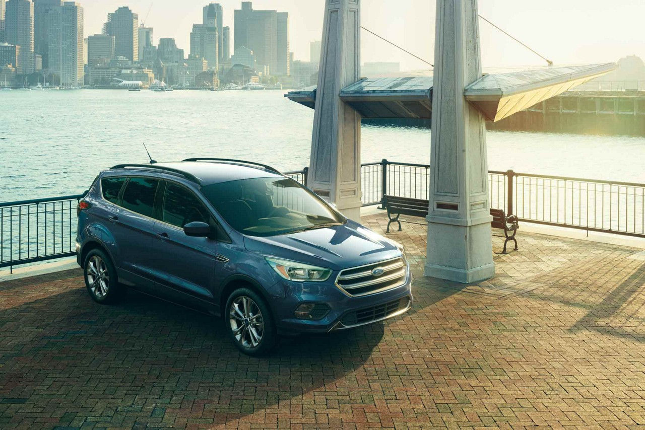 2018 Ford Escape Lake Exterior