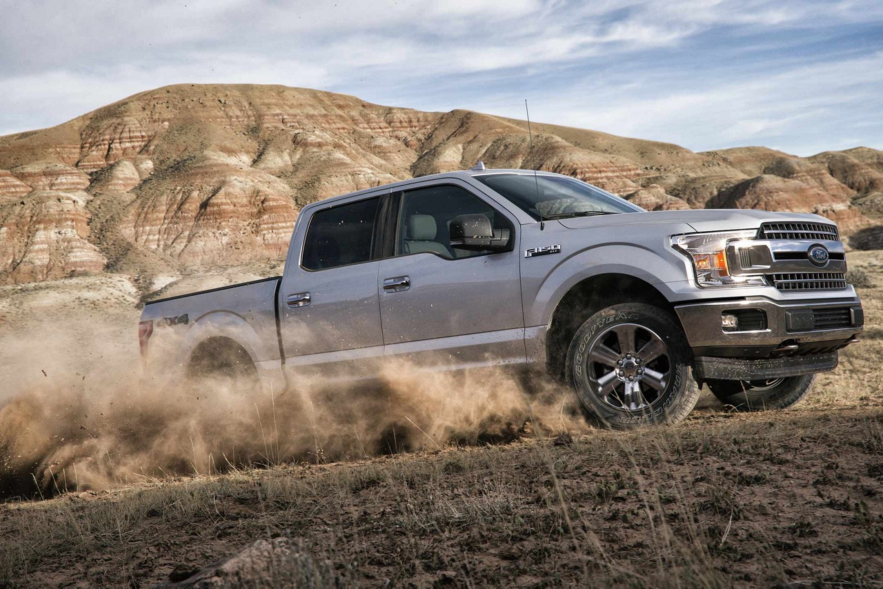 New Ford F 150