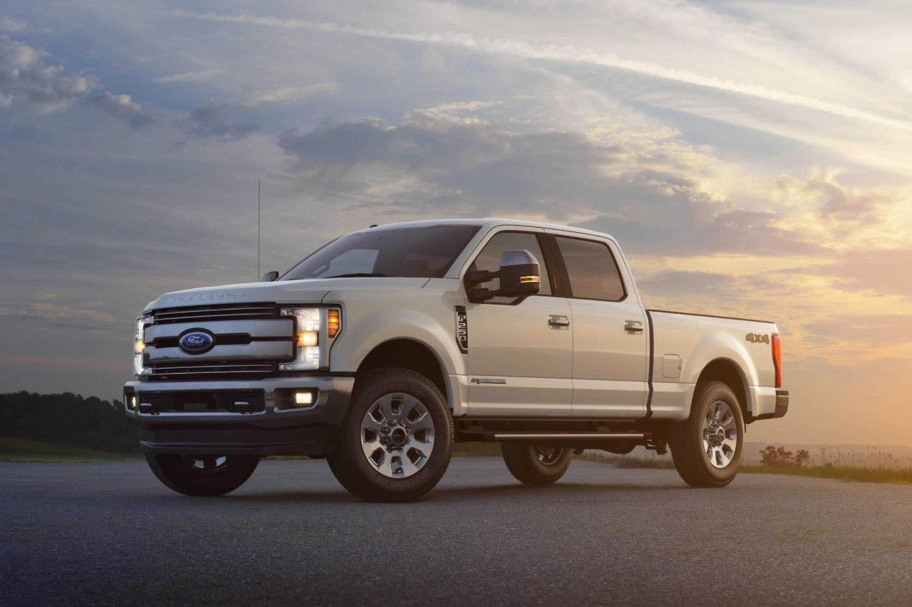 New Ford F 250