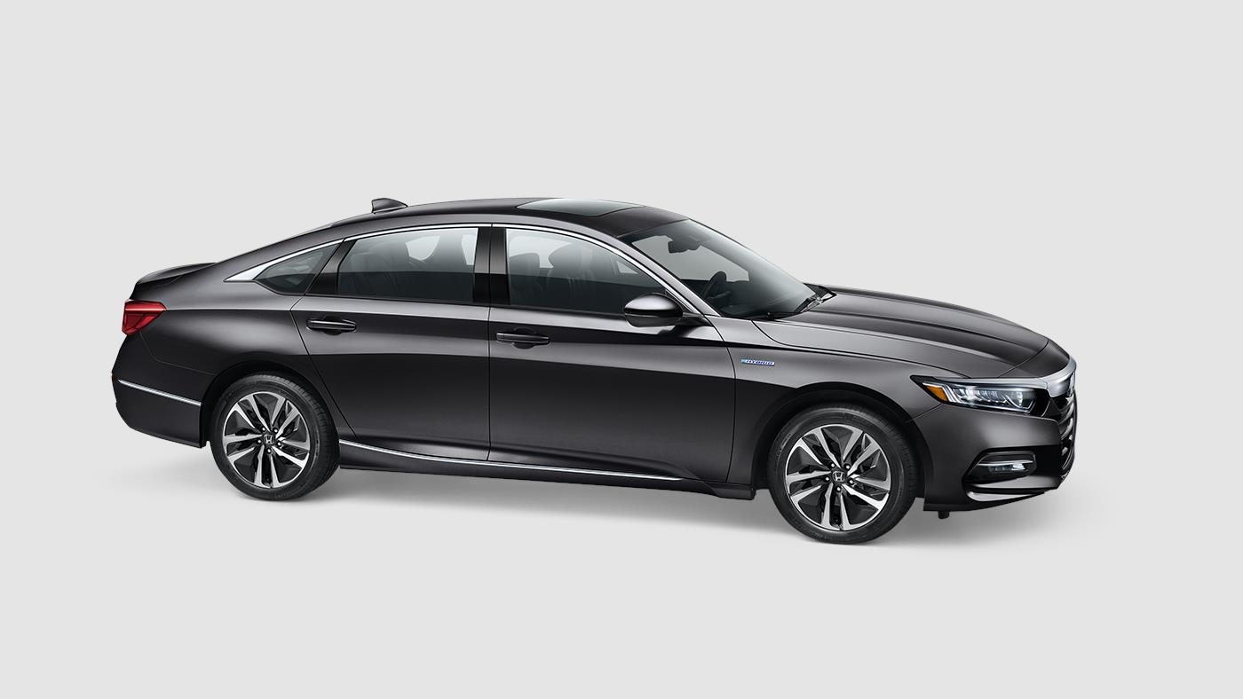 2018 Honda Accord Hybrid Ex L