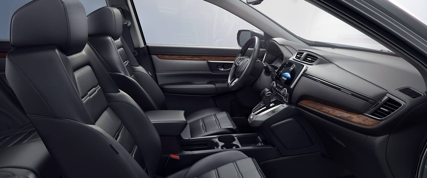 2018 Honda CR-V Front Interior Side View