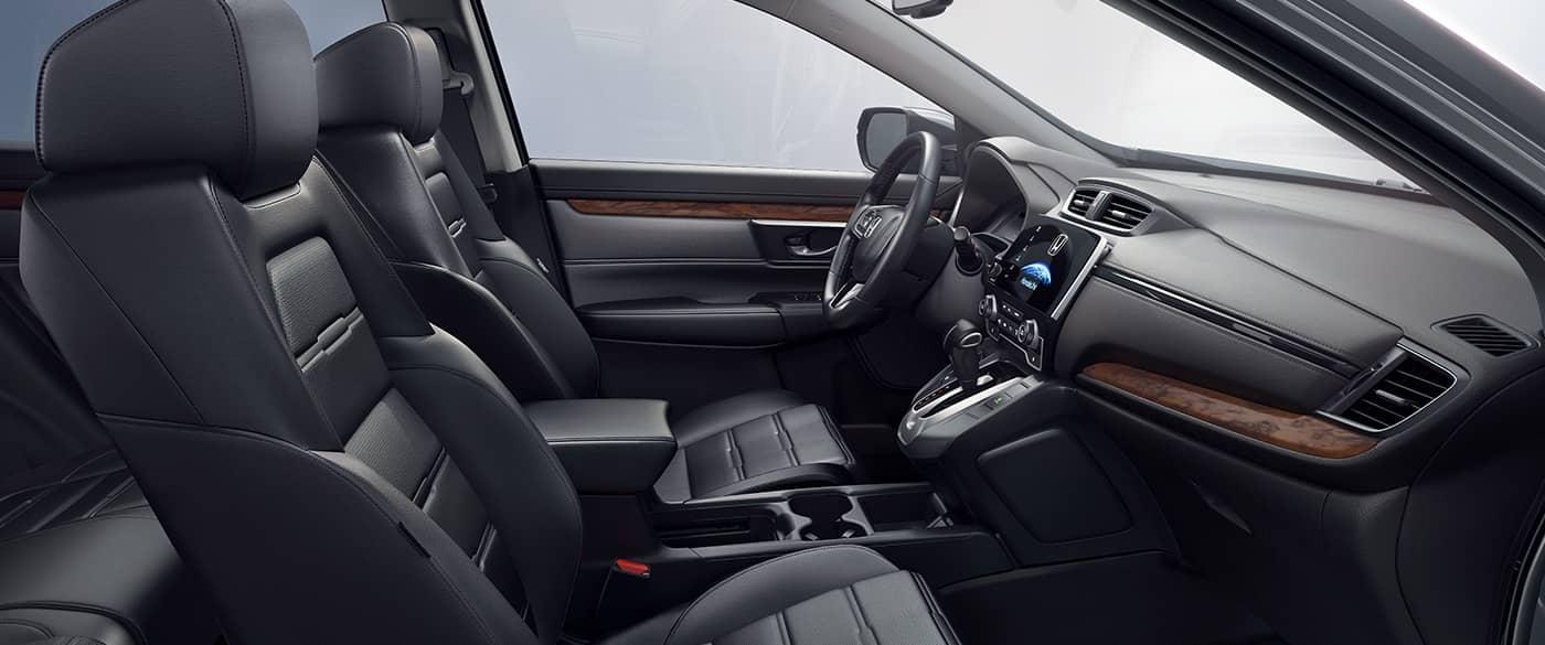 2017 Honda Crv Gray Leather Interior Brokeasshome Com