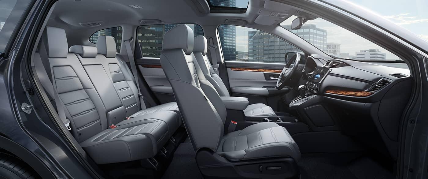 2018 Honda Cr V Front Interior Side View