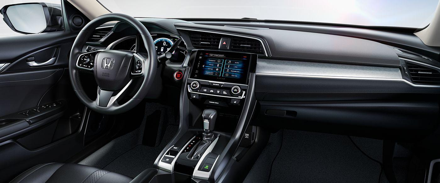 2018 Honda Civic Sedan Ex Honda World Downey Downey Ca