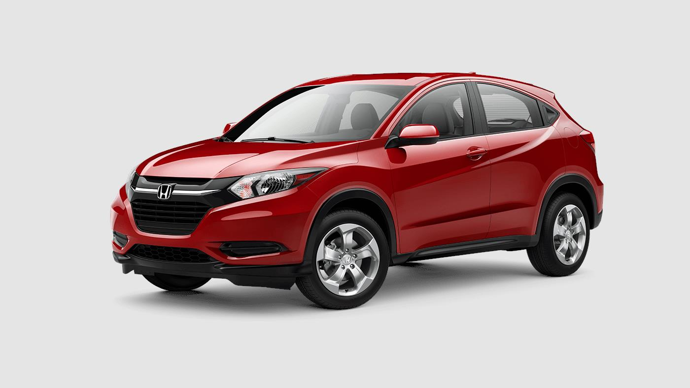 2018 Honda HR-V LX Milano Red Exterior Front Picture