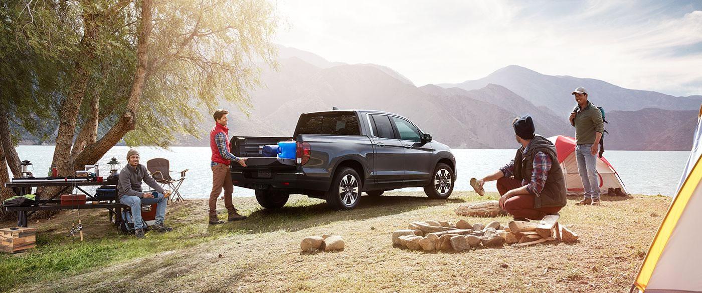 2018 Honda Ridgeline World Downey Ca Fuel Filter Location