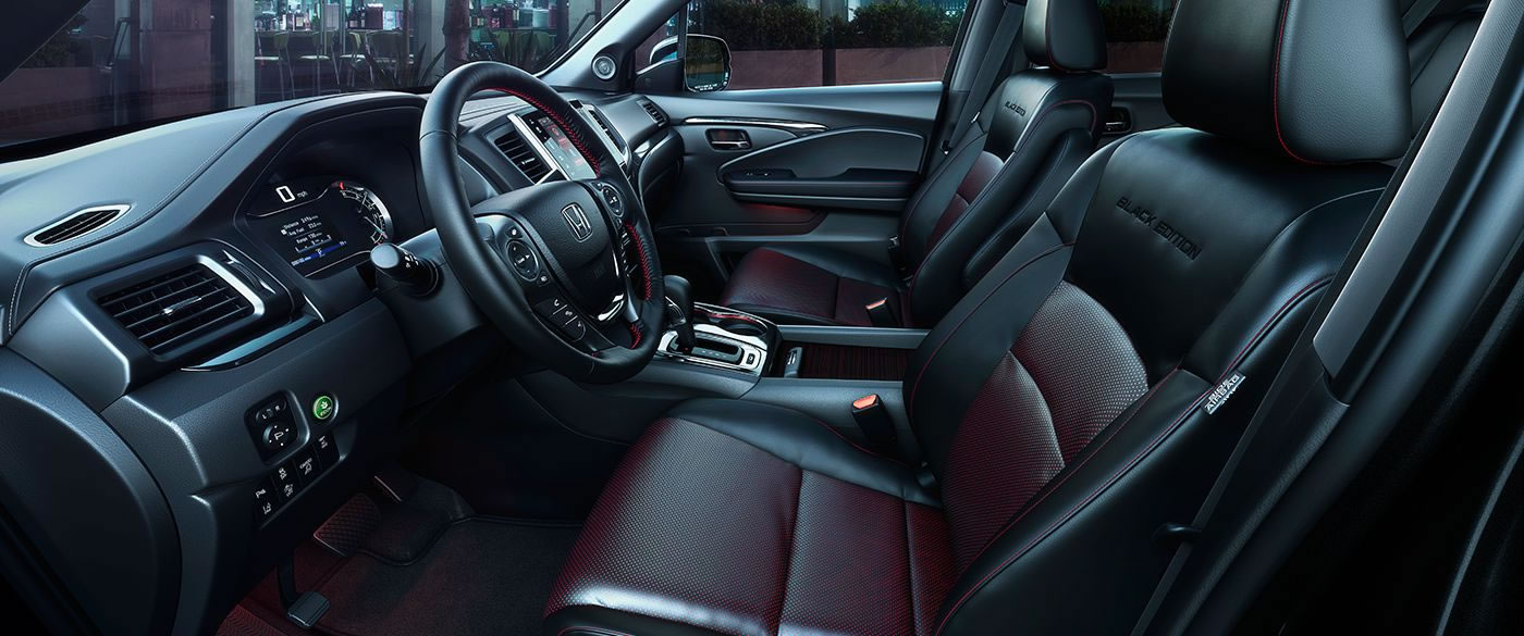 2018 Honda Ridgeline Wheel Interior