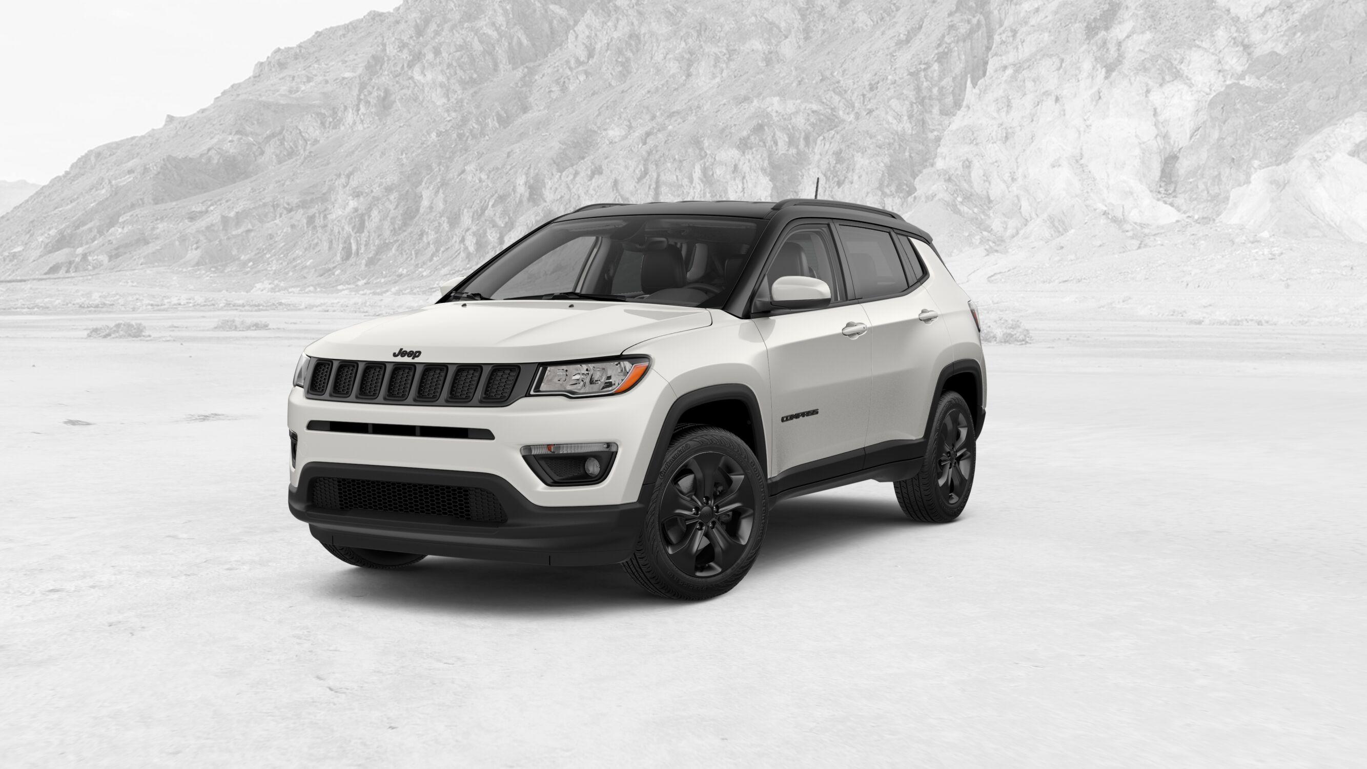 2018 Jeep Compass Altitude Cassens Sons Glen Carbon Il
