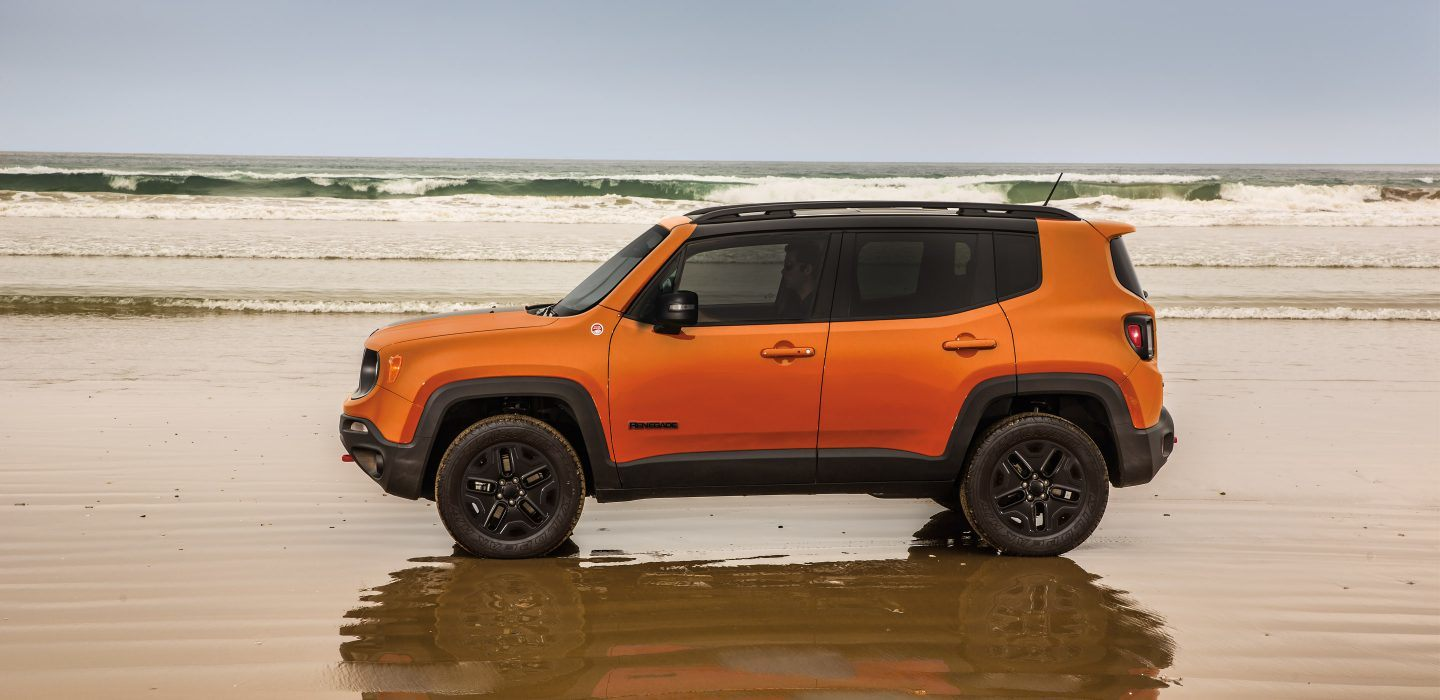 2018 jeep renegade trailhawk off road review