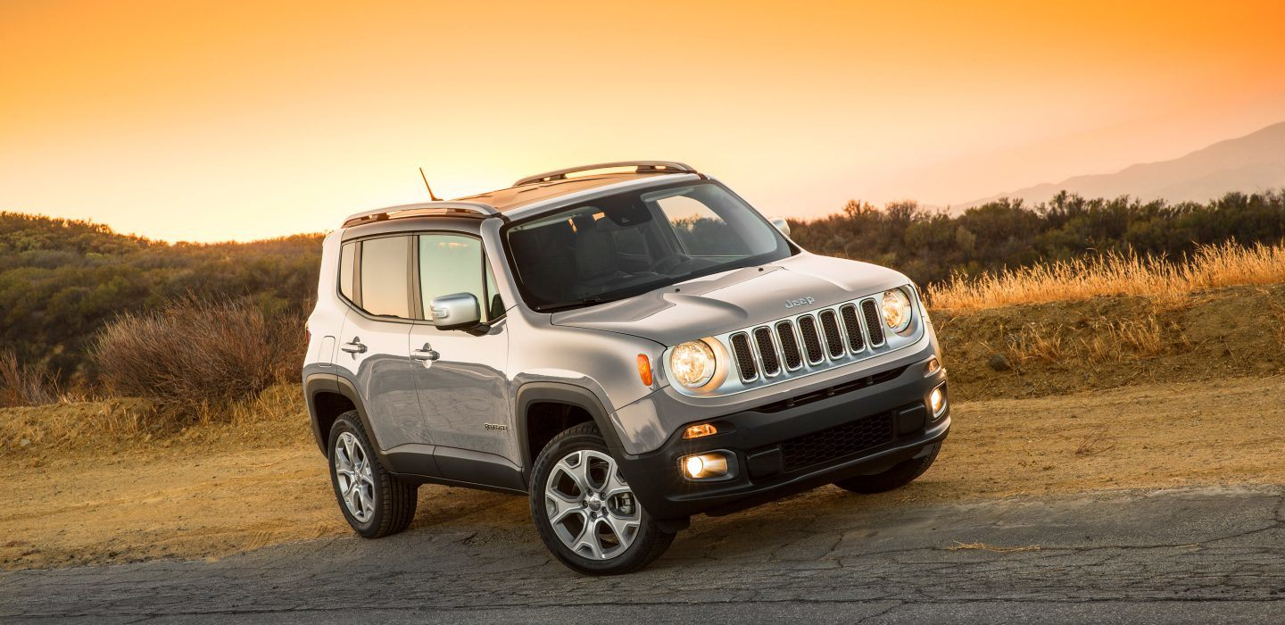 2018 Jeep Renegade   Lithia Chrysler Dodge of South Anchorage