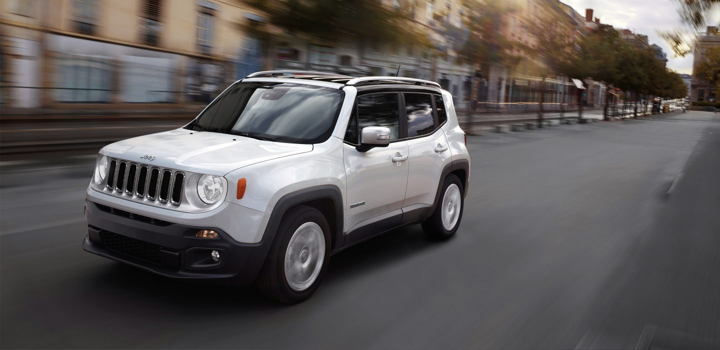 Lithia Dodge Anchorage >> 2018 Jeep Renegade | Lithia Chrysler Dodge of South Anchorage