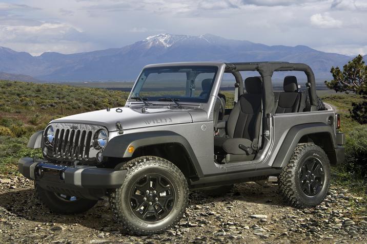 2018 Jeep Wrangler JK   Rocky Top Chrysler Jeep Dodge