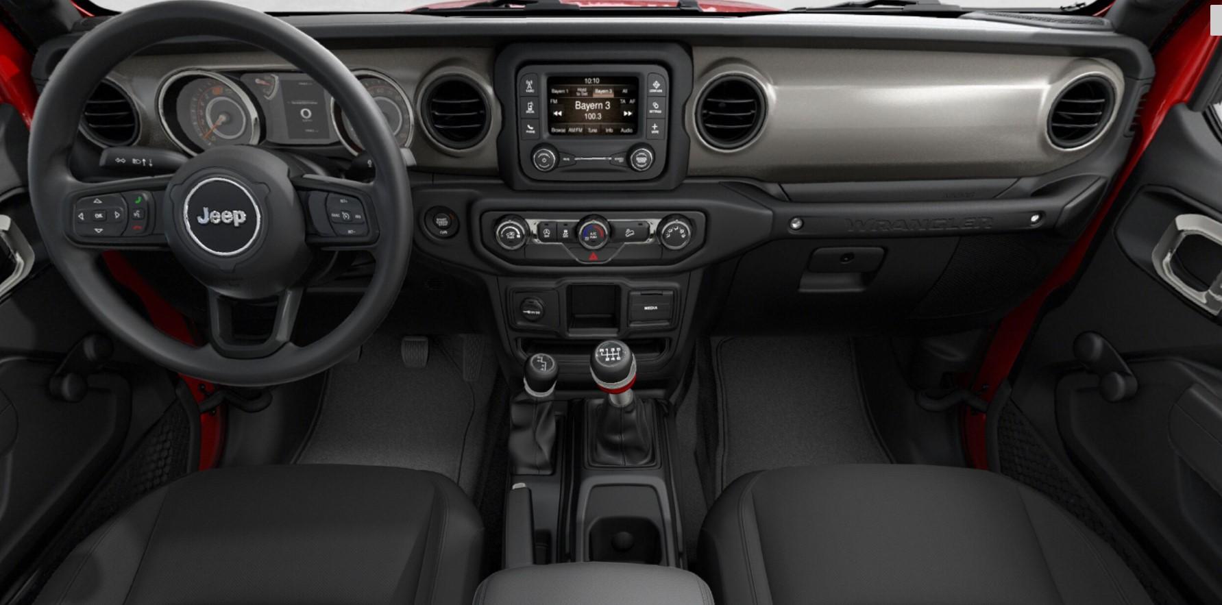2018 Jeep Wrangler Unlimited Sport Dave Warren Chrysler Dodge