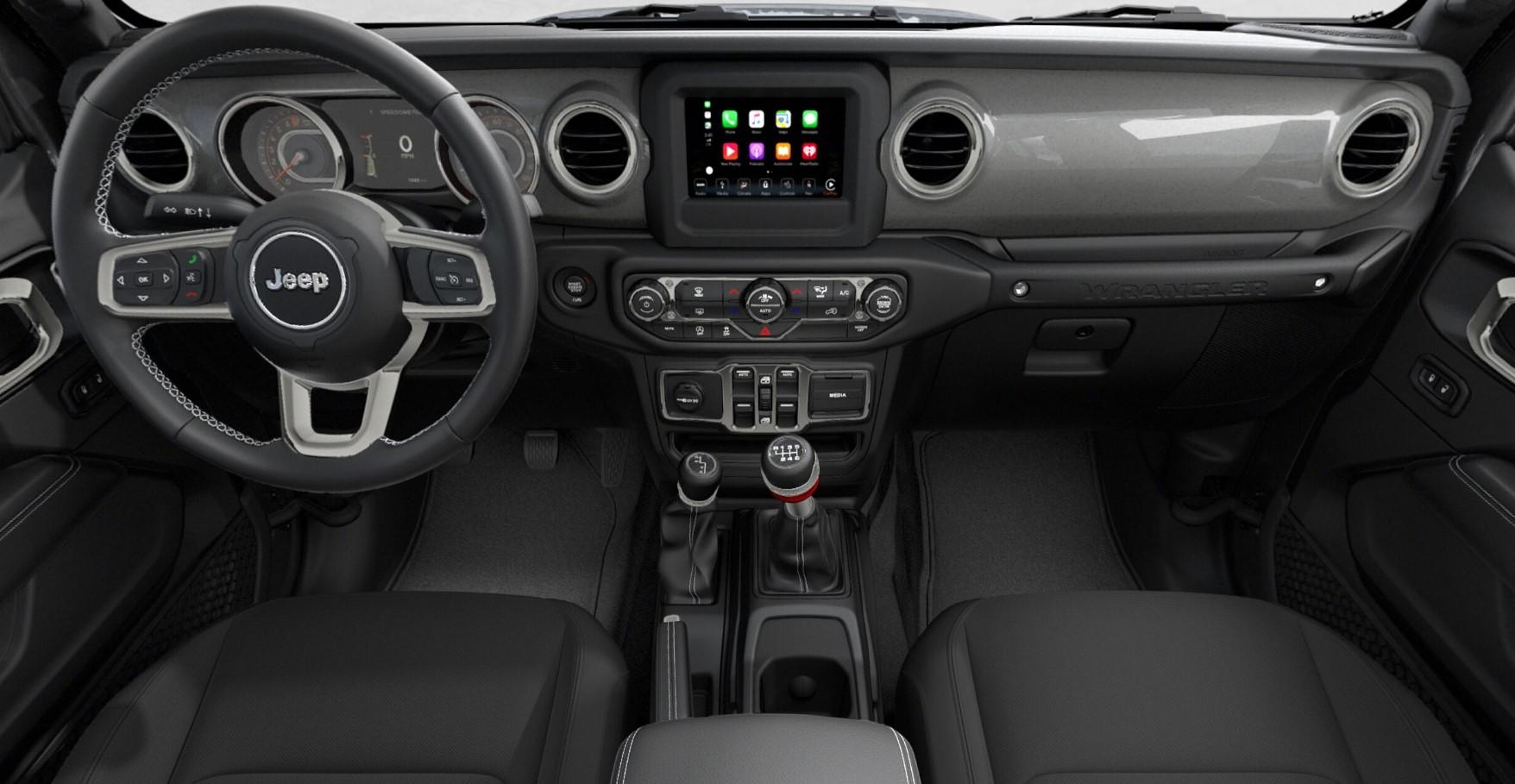 2018 jeep wrangler unlimited sahara mark s casa chrysler - Jeep wrangler unlimited sahara interior ...