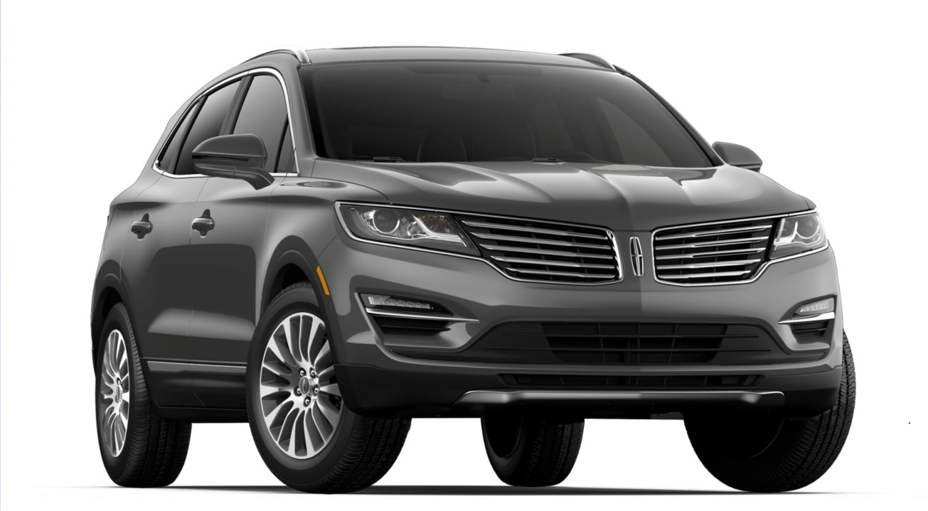 2018 Lincoln MKC Reserve Gray Exterior Front Picture