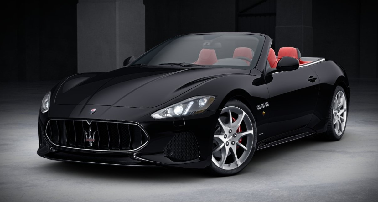 2018 Maserati Granturismo Convertible Maserati Of Ontario