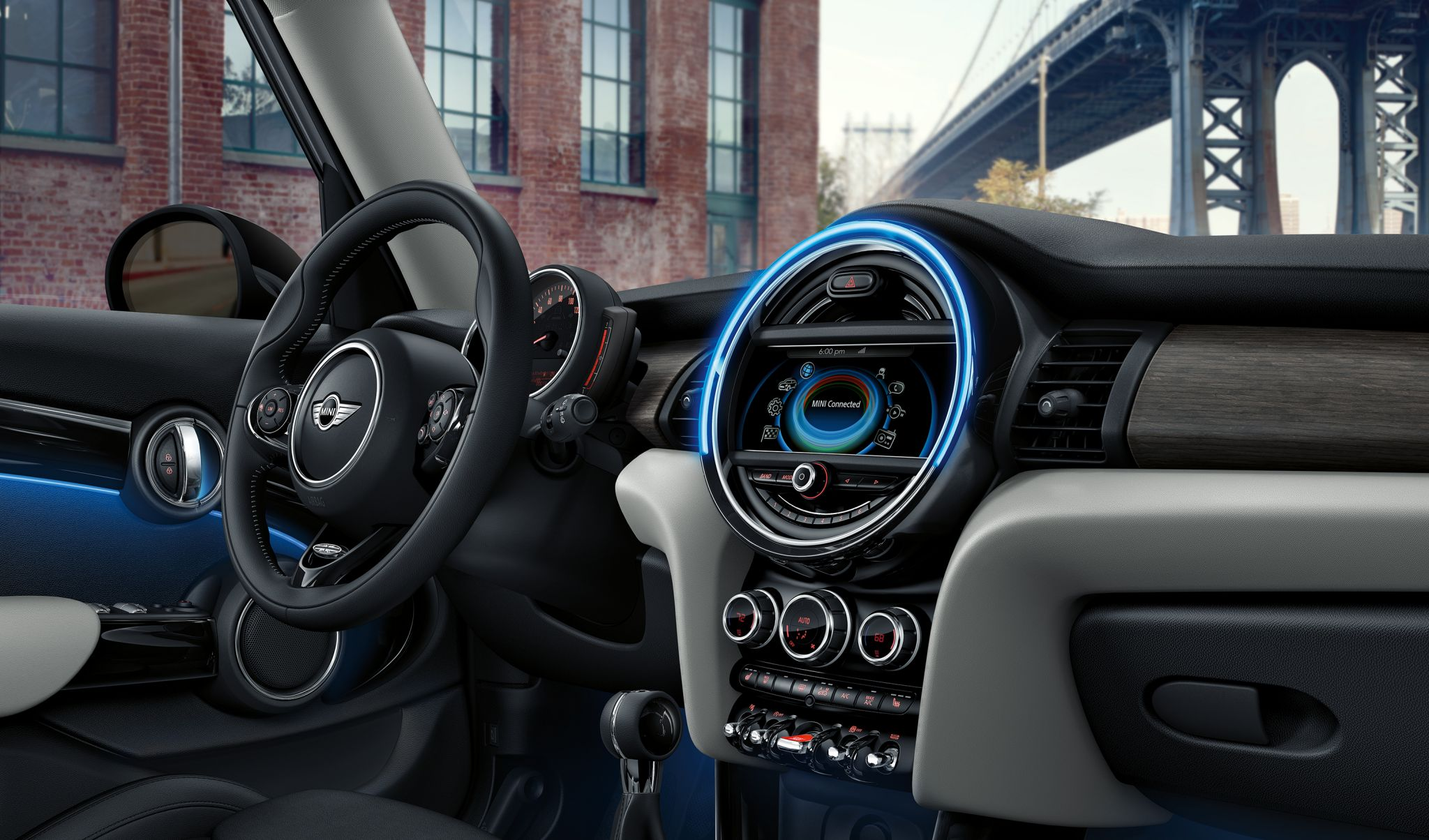 2018 MINI Cooper 2-door Hardtop Interior