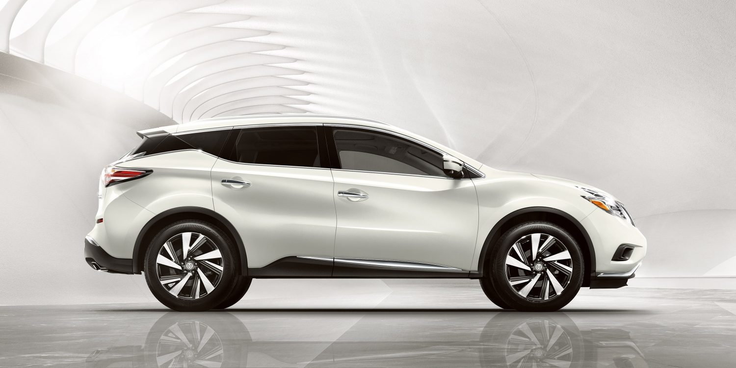 auto nissan time for spied autoguide com news nissano the first updated murano