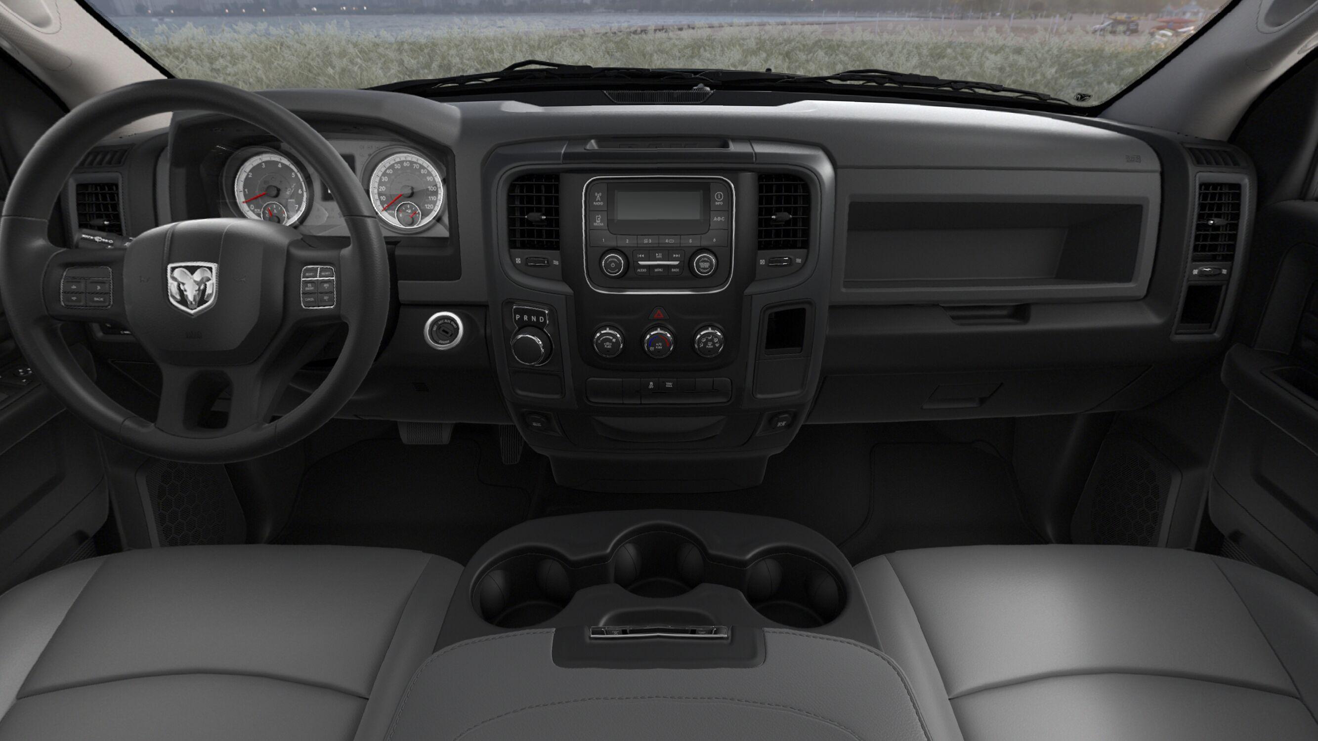 2018 Ram 1500 Express Dashboard Interior