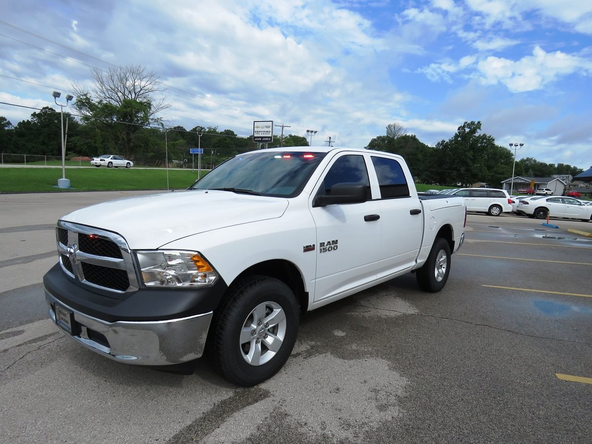 2018 Ram K9 Unit White Exterior Front View Picture