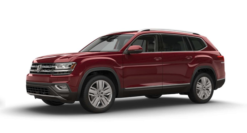 2018 Volkswagen Atlas Sel Premium Larry Roesch Bensenville Il