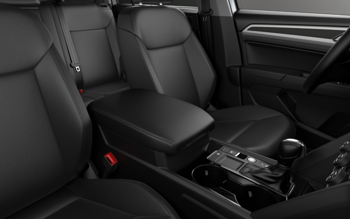 2018 Volkswagen Atlas SEL Seating Interior