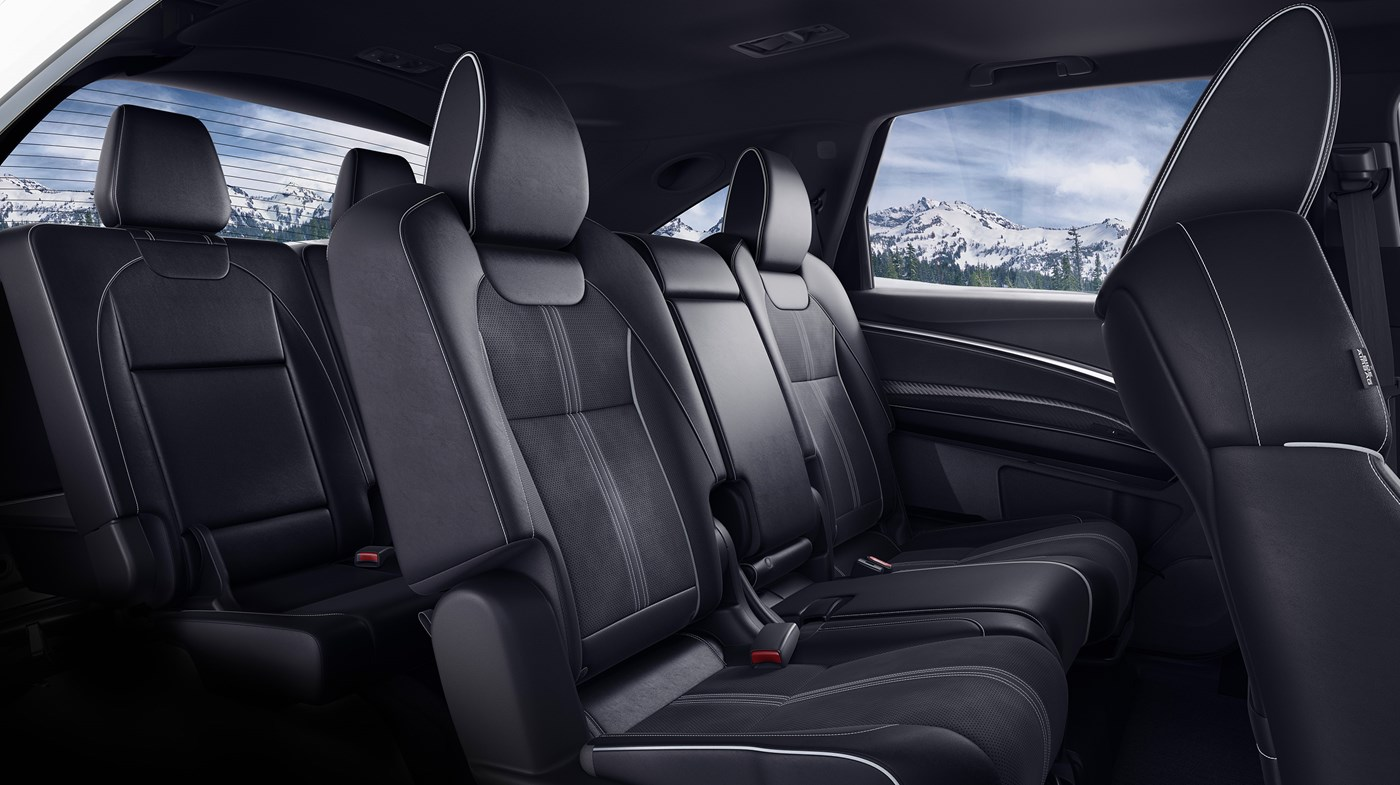 2019 Acura MDX Interior Seating Picture
