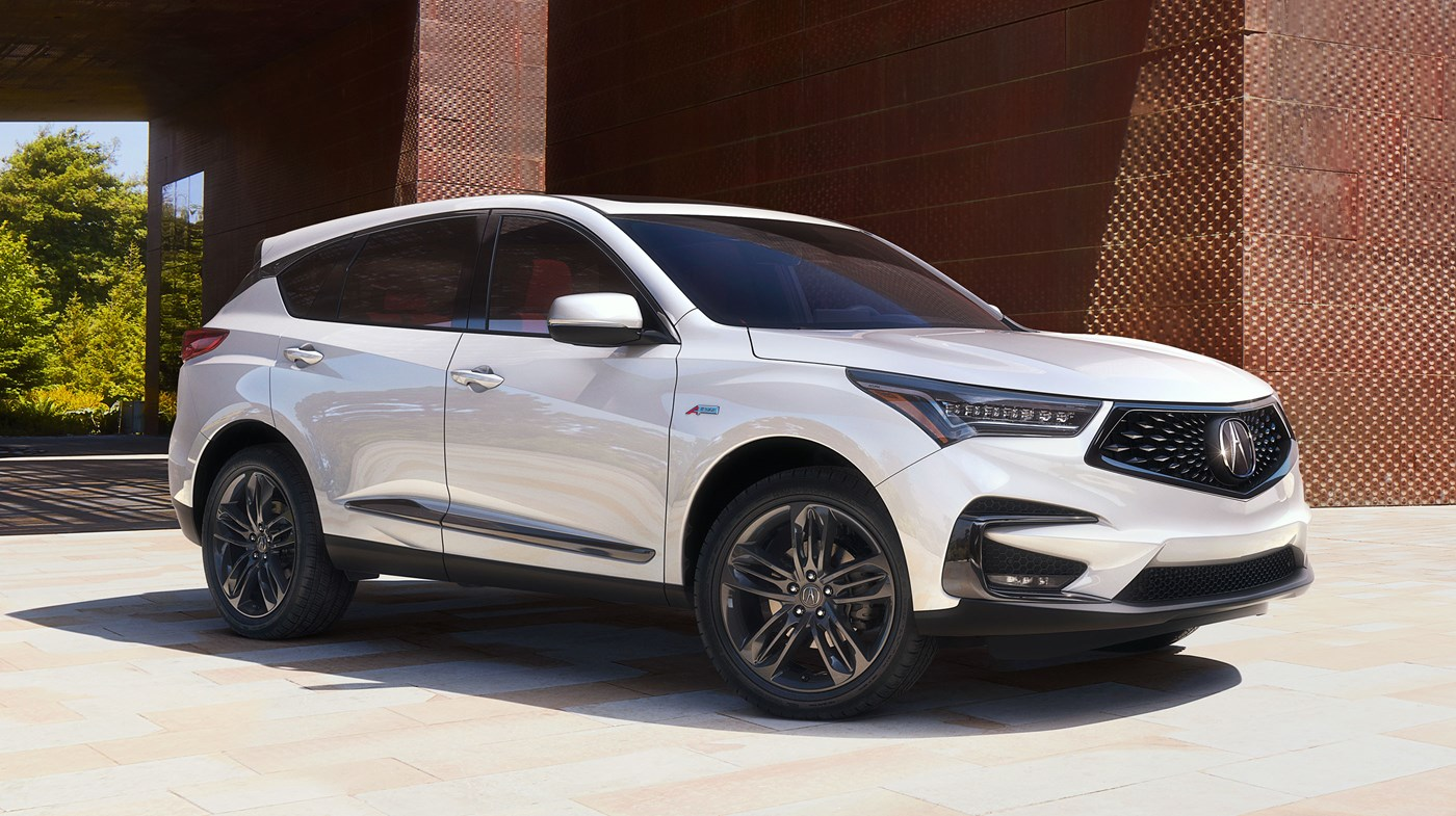 2019 Acura Rdx A Spec Bay Area Acura Dealers Tampa Bay Area Fl
