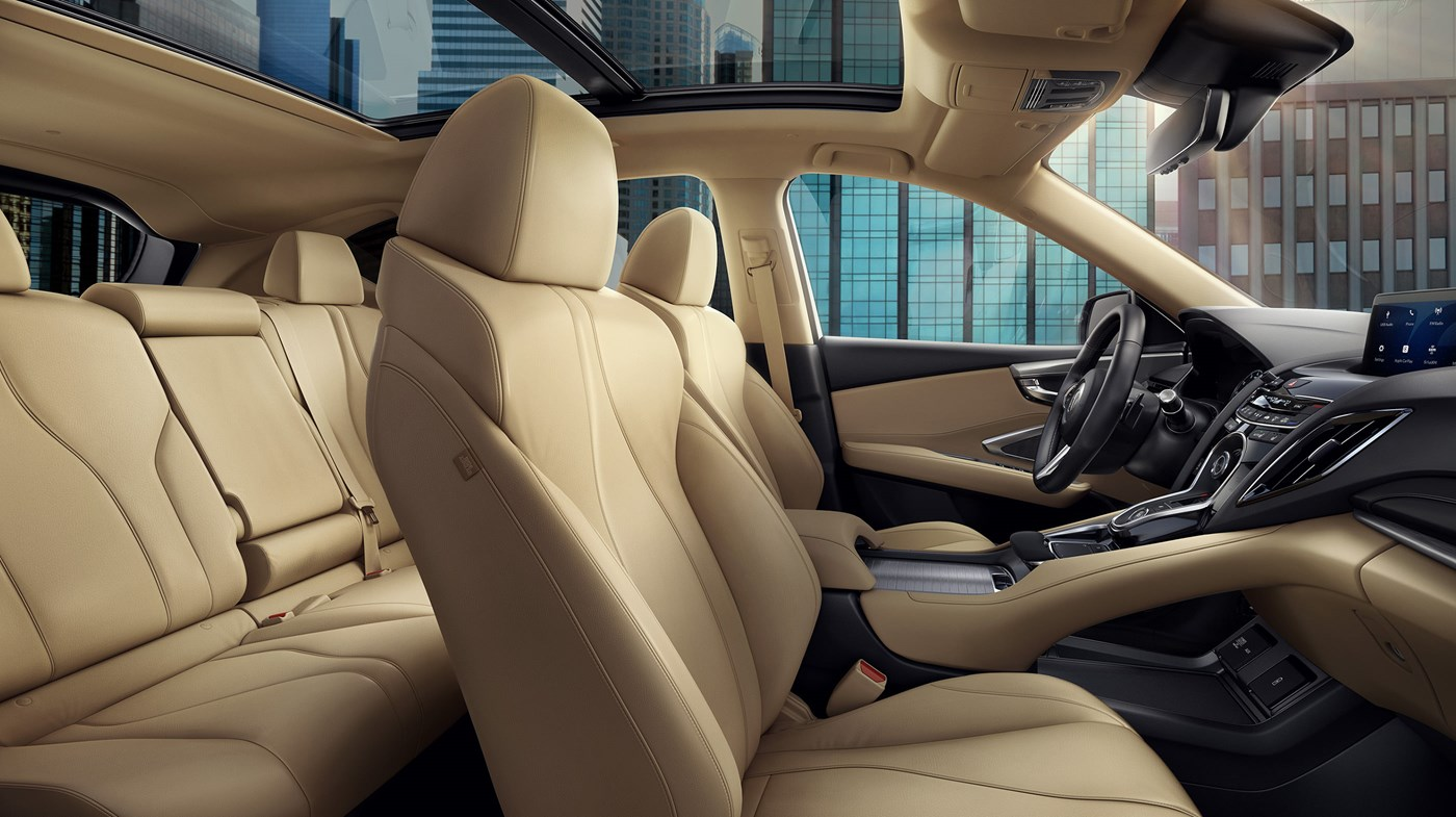 2019 Acura RDX Interior Leather Seating Picture